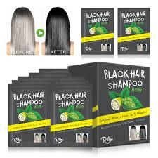 aliexpress com buy france fast black hair shampoo organ oil 5