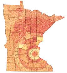 Umn Campus Map Products U0026 Results Minnesota Solar Suitability Analysis