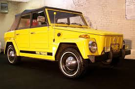vw kubelwagen volkswagen thing 1974 cartype