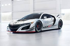 How Much Is The Acura Nsx Acura Nsx Gt3 Looks Ready To Race In New York