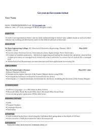 resume sle for freshers download lovely resume of civil engineer fresher 39 for resume download