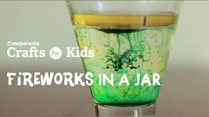 diy fireworks in a jar crafts for kids pbs parents youtube