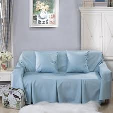 Teal Couch Slipcover Wish L Shaped Sofa Cover For Home Grey Blue Sofa Slipcover Couch