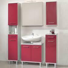 badezimmer rot badmöbel rot fresh furnitures