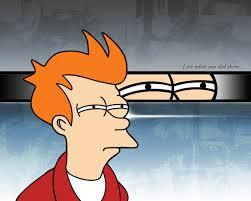 Not Sure Fry Meme - futurama fry meme 28 images skeptical futurama fry meme