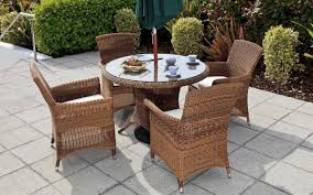 Rattan Kitchen Furniture Round Wicker Outdoor Furniture Why Resin Finished Wicker Outdoor