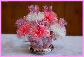 baby shower flower centerpieces baby shower vase centerpiece ideas choice image vases design picture