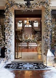 Decorative Christmas Garland With Lights by How To Update Your Tree Home Style White Christmas