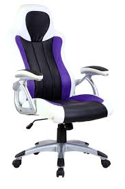 French Computer Desk by Furniture Exciting Purple White Black Racing Office Chair Cheap