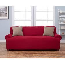 T Cushion Sofa Slipcover by Andover Mills Slipcovers Wayfair Supply