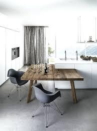 ilot repas cuisine ilot central table cuisine cuisine avec ilot central blanc et
