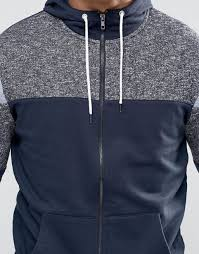 new look indian dresses new look hoodie with blocked detail in