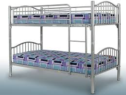 Metal Bunk Bed Frame Dreams Agate Metal Bunk Bed Frame
