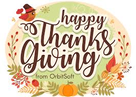 happy thanksgiving day orbitsoft