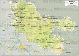 carte de la moselle moselle carte du département 57 villes