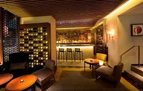 home bar design basic ideas with complete accessories drinks