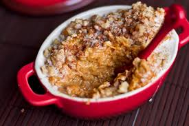holiday breakfast in a jiffy carrot cake oatmeal u2014 oh she glows
