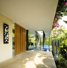 garden flowers decor modern terrace house terrace design wooden