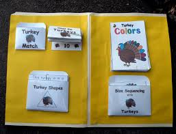 thanksgiving sequencing activities the fantastic five prek thanksgiving lapbook