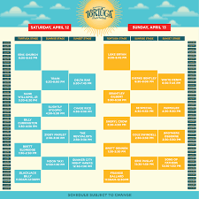 Map South Florida by 2014 Tortuga Music Festival Schedule And Map South Florida