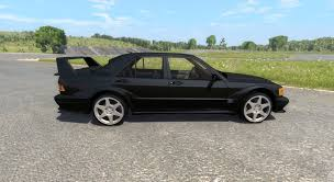 benz 190e evolution ii 2 5 1990 for beamng drive