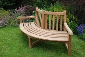 Building A Garden Bench Seat Circular Garden Bench Seat Outdoorlivingdecor