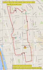 Albany Map Eastbayshore Eruv Boundaries