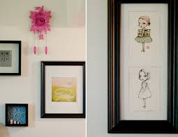 framed greeting cards a peek into our hallway and gifts from mab blythe