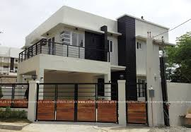 2 storey modern house design philippines adhome