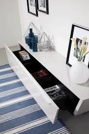 Modern Furniture Tv Table Modrest Barbara Modern Glossy Grey Tv Unit