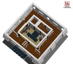 lego ideas tenshukaku a japanese donjon