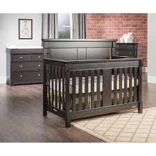 Convertible Crib Set Springfield 3 Convertible Crib Set Java