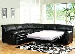Reclining Sleeper Sofa by Astonishing Sectional Pull Out Sleeper Sofa 15 About Remodel