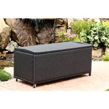 Patio Storage Ottoman Awesome Patio Storage Ottoman With Outdoor Storage Ottoman
