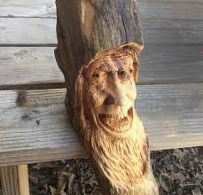 chainsaw wood carving archives nothing normal here
