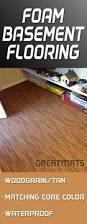 Can You Put Ceramic Tile On Concrete Basement Floor Best 25 Basement Flooring Ideas On Pinterest Concrete Basement