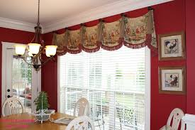 Valances Window Treatments by M U0027fay Imperial Valance Sewn By Fabric Creations Curtains