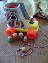 Playskool Cobblers Bench Vintage Playskool Airplane Riding Toy Airplanes Toy And Vintage