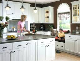 White Beadboard Kitchen Cabinets White Beadboard Kitchen Cabinets Image For White Kitchen
