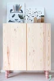 ivar ikea kids room small ikea ivar cabinet with pink pegs 15 simple diy