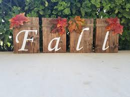 rustic fall signs fall decor wooden pumpkin patch sign rustic