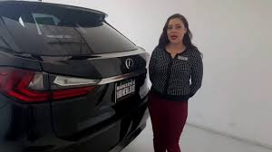 lexus nx fremont adjusting your power back door on a 2016 lexus rx youtube