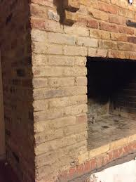how to mortar wash german smear a brick fireplace updated may