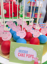 cake pops for sale peppa pig car cake cookies and cake pops crissa s cake corner