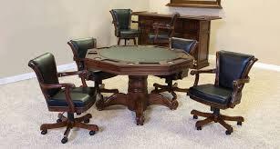 poker game table set 54 winslow game table set gametablesonline com