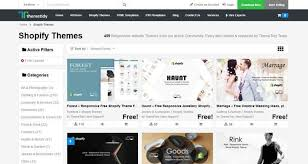 best free minimal shopify theme in the shopify theme store themetidy