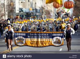 carolina a t state marching band in macy s stock