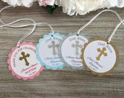baptism party favors christening favors etsy
