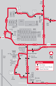 Route 70 Map by Going To Boeing Everett Everett Transit Wa Official Website