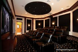 Home Theatre Wall Sconces Lighting Modern Home Theater With Wall Sconce U0026 Crown Molding Zillow Digs